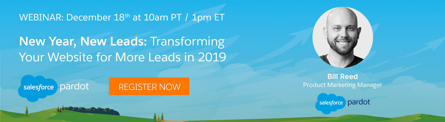 New Year, New Leads: Transforming Your Website for More Leads in 2019