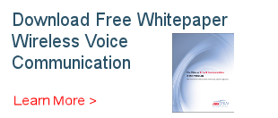 Wireless voice communication white paper