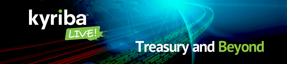 Trust Kyriba to Power your Treasury
