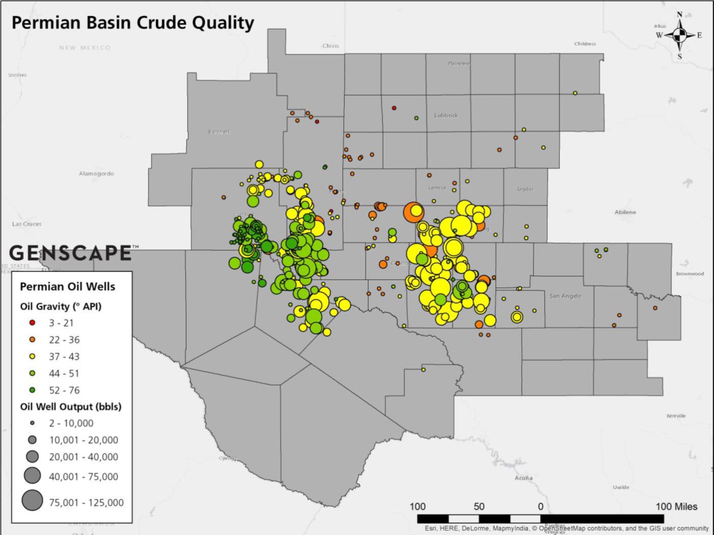 Permian Basin Crude Quality