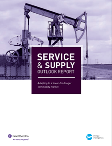 2016 Oil and Gas Service Outlook