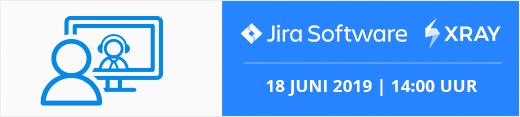 Webinar Jira Software / Xray