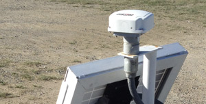 inmarsat IDP satellite terminal