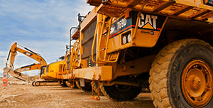 heavy equipment efficiency