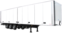 Trailer tracking system client: swift transportation