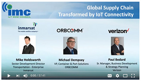 IoT connectivity webinar