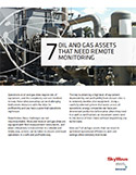 7 Oil & Gas Assets That Need Remote Monitoring