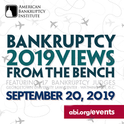 Bankruptcy Views from the Bench - Georgetown Law Center