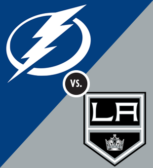 Tampa Bay Lightning vs. L.A. Kings