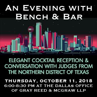 An Evening with Bench & Bar