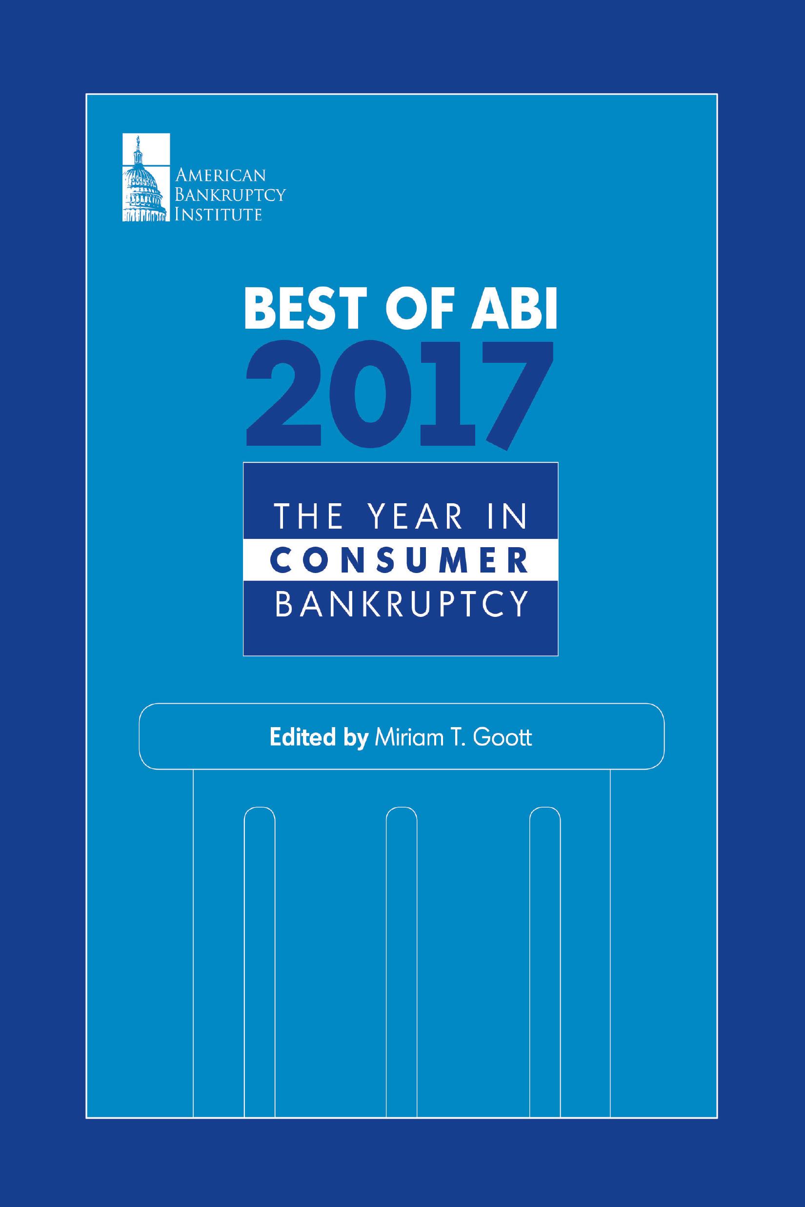 2016 Consumer cover