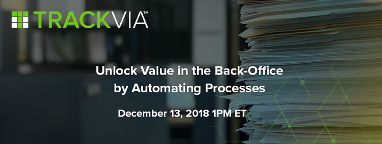 Webinar: Automation for a Better Back Office