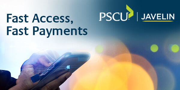 Fast Access, Fast Payments Banner