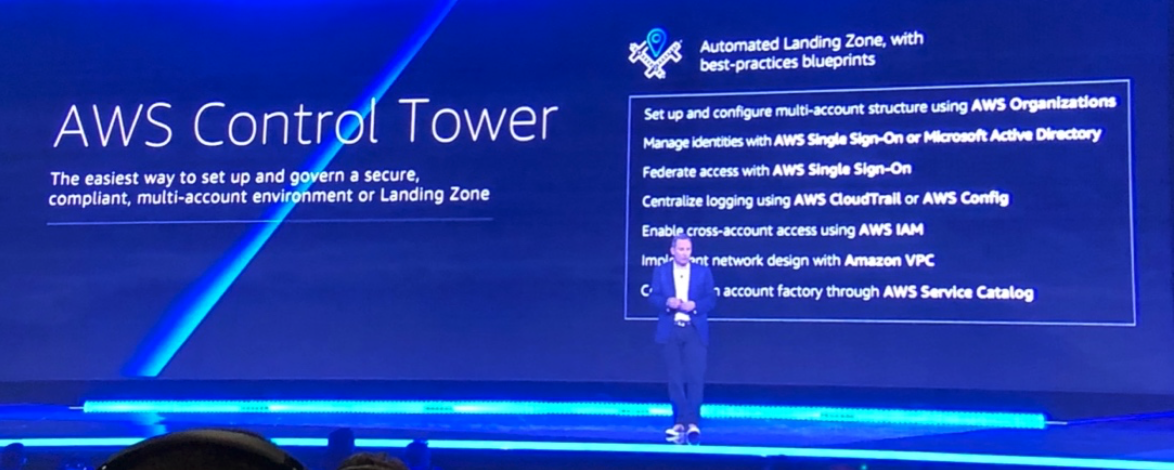 Highlight #4: AWS Control Tower