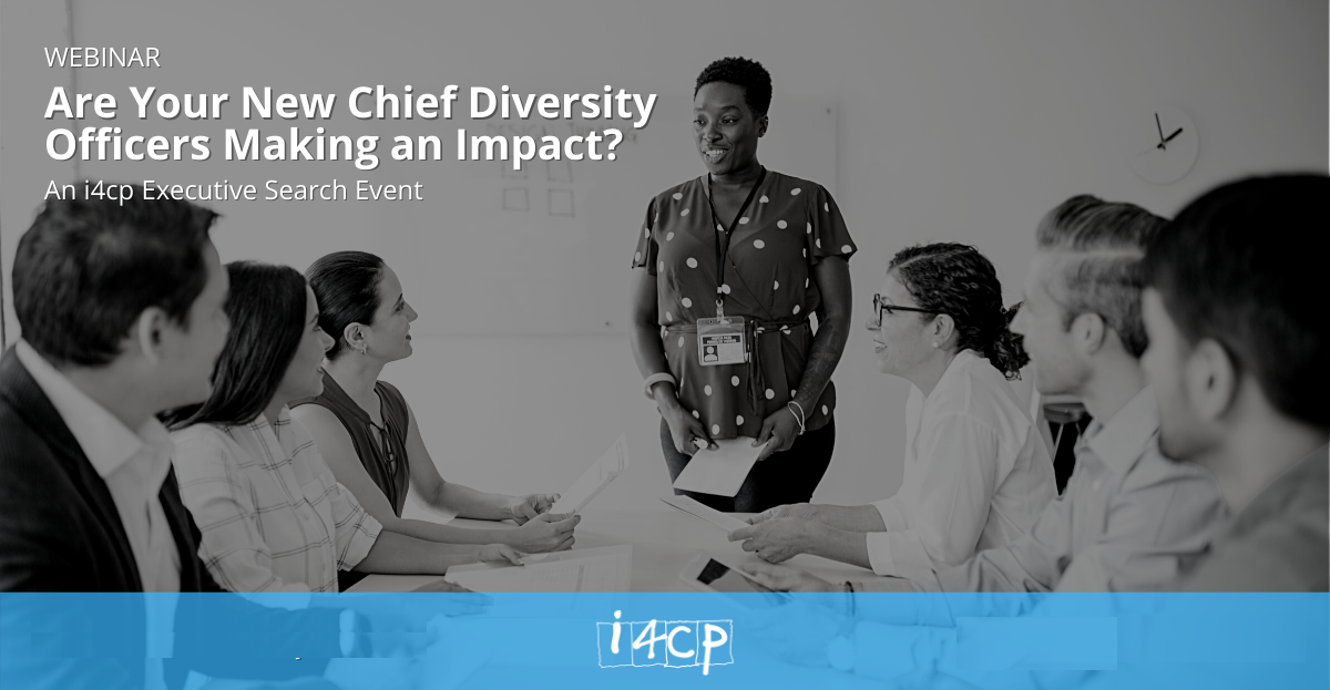 Are your chief diversity officers making an impact