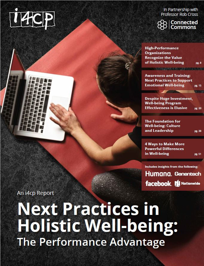 Next Practices in Holistic Well Being- The Performatice Advantage