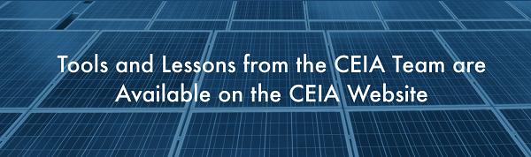 KEY CEIA RESOURCES
