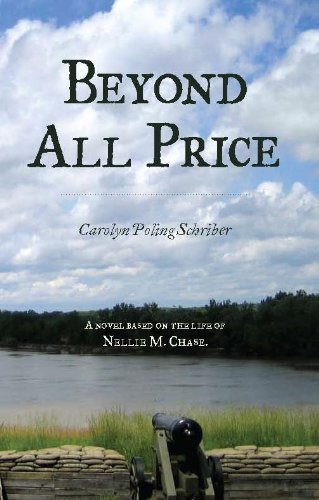 Book Cover for Beyond All Price, showing cloudy sky above a river