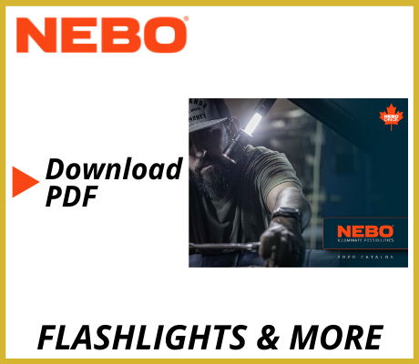 See Our NEBO Catalog