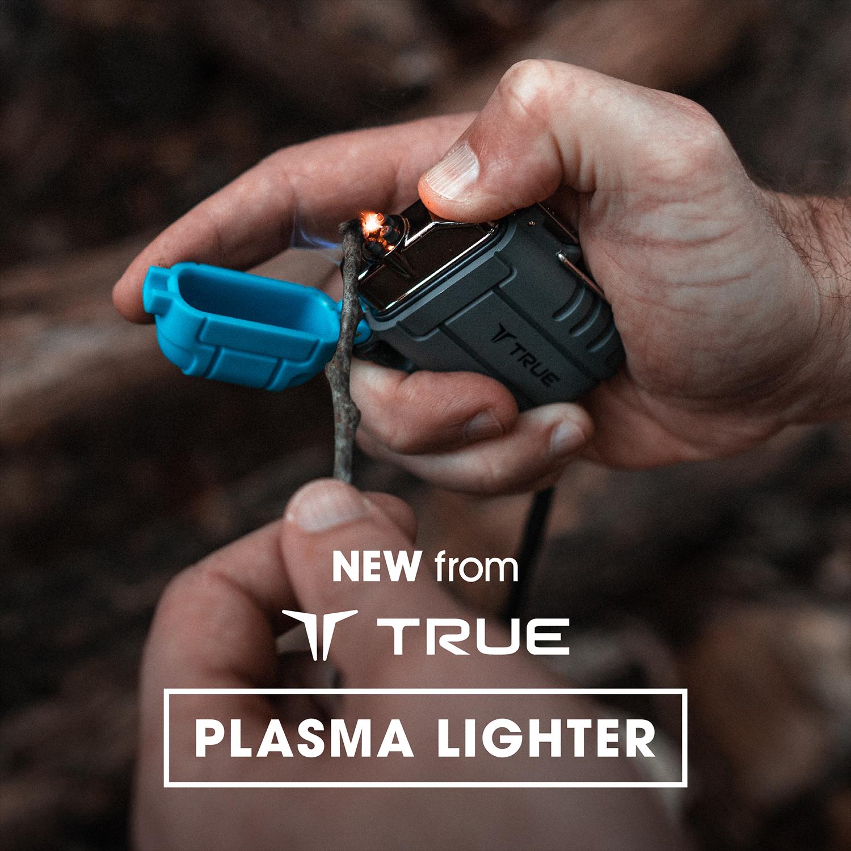 New from TRUE - Plasma Lighter