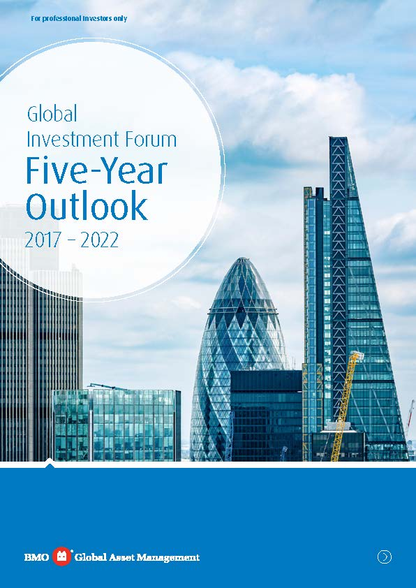 5 year Outlook front cover