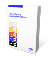 LITHIUM BATTERY SHIPPING regulations (LBSR)
