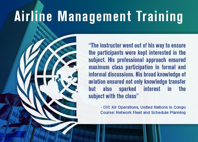 Airline Management Training