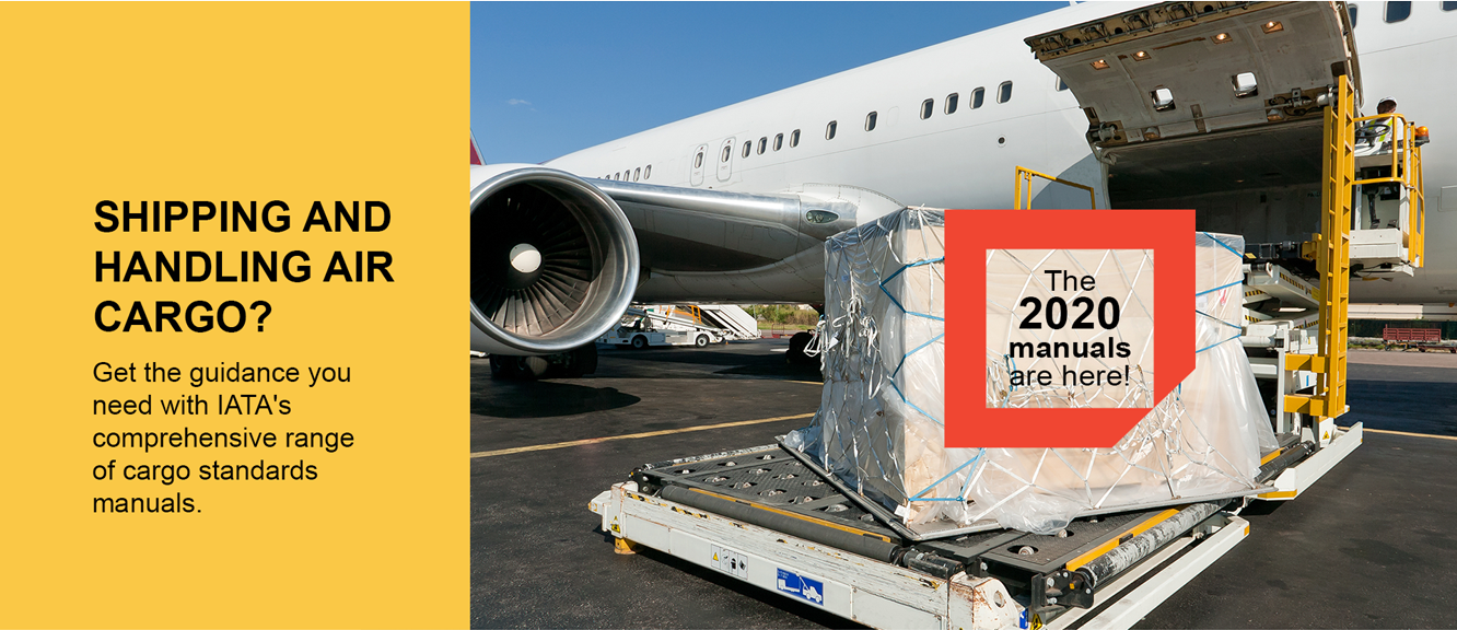 Shipping and handling air cargo