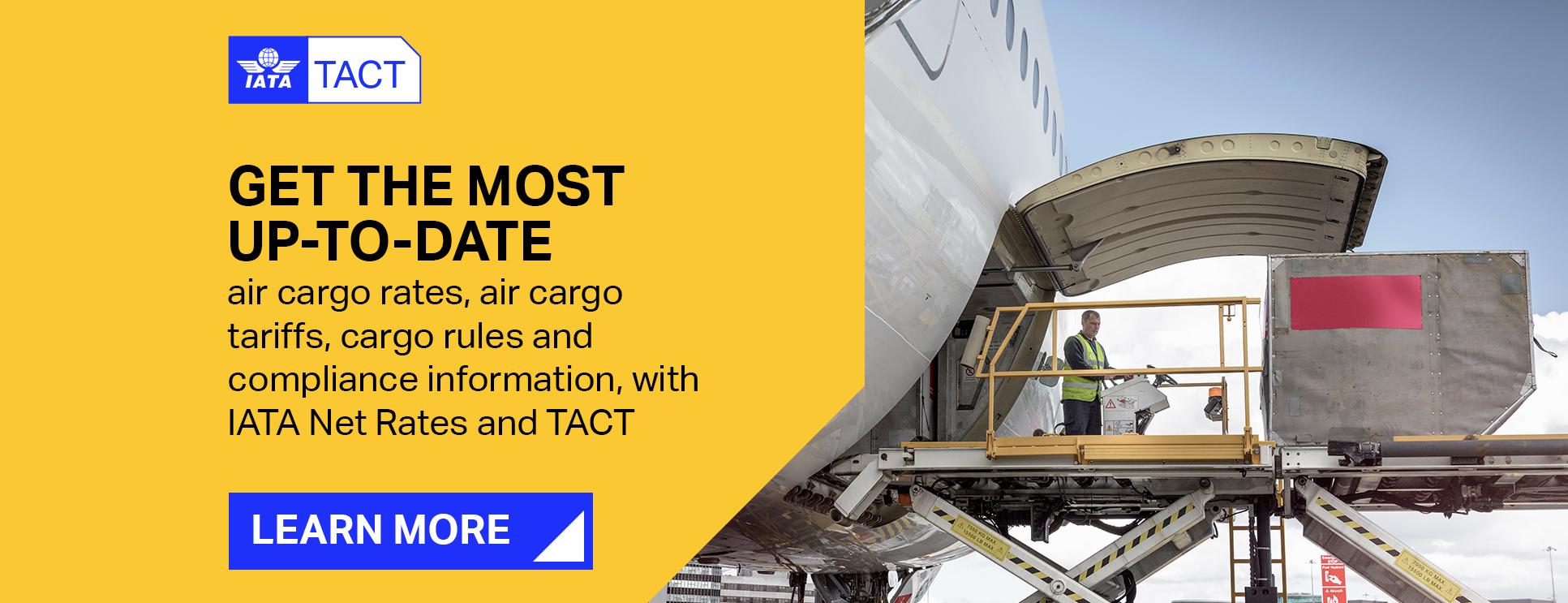 IATA TACT up-to-date