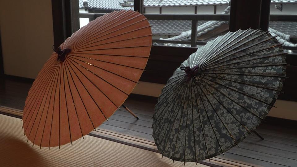 大分県 中津日傘