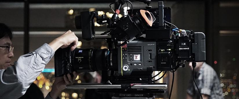 次世代CineAltaカメラ「VENICE」が映画制作の新たな扉を開く ーEmotion in Every Frameー
