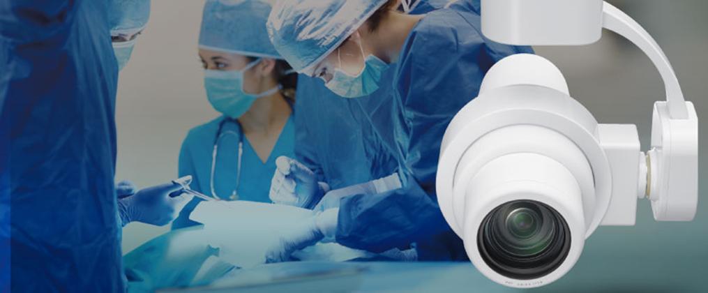 4K対応 手術室映像ソリューション