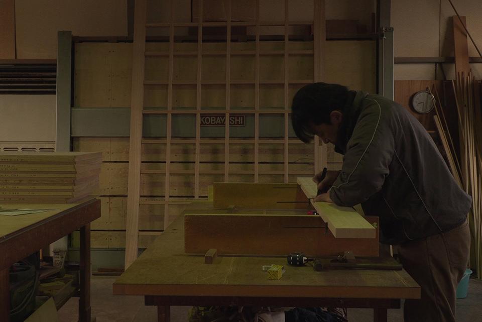 香川県 組手障子
