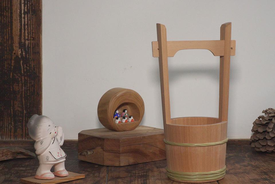 三重県 関の桶