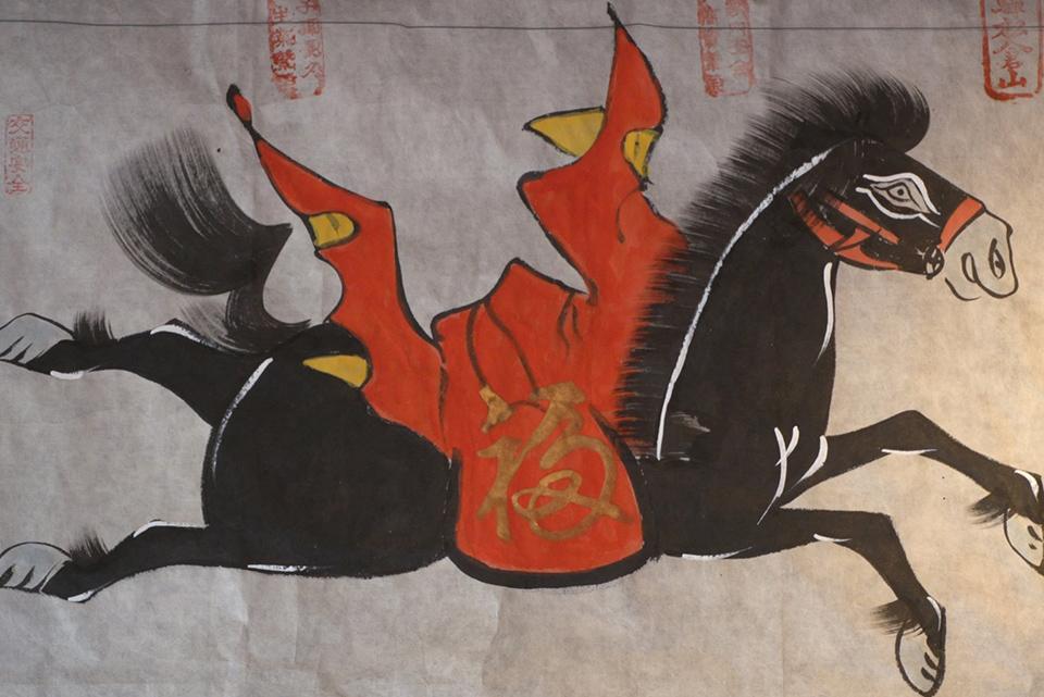 岐阜県 紙絵馬