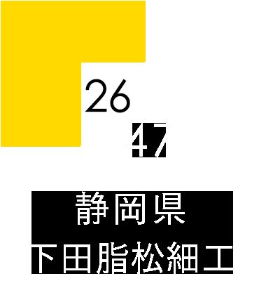 静岡県 下田脂松細工