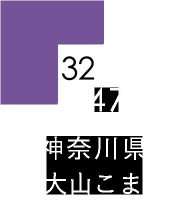 神奈川県 大山こま
