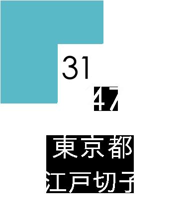 東京都 江戸切子