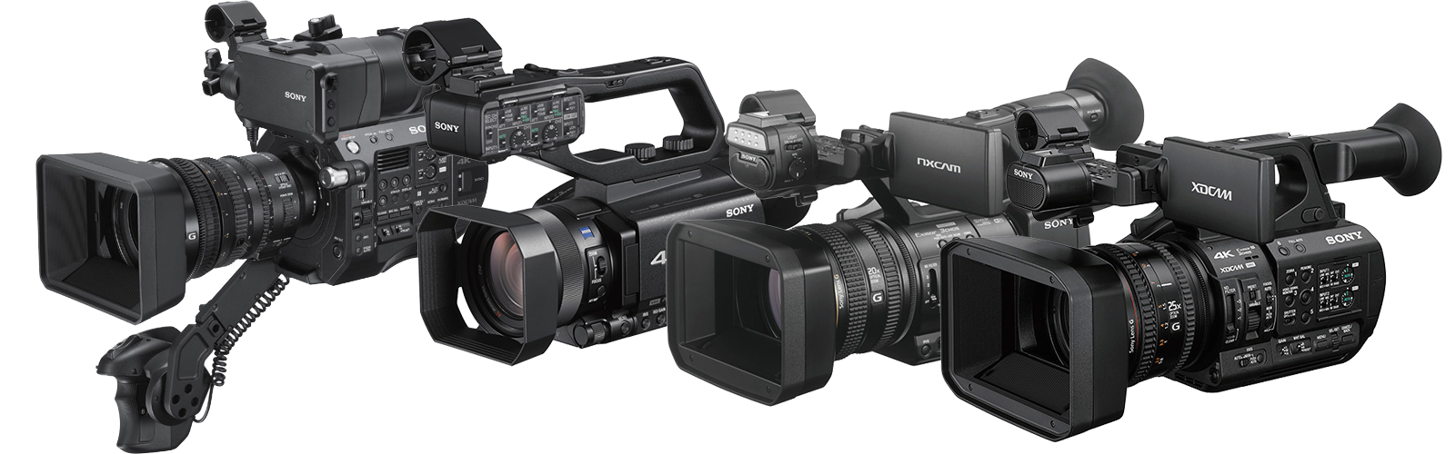 """Try!Sony Professional Camcorder""in 名古屋"