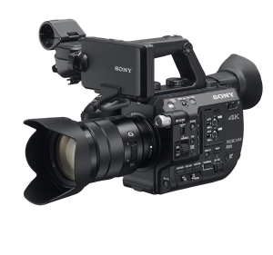 XDCAMメモリーカムコーダー PXW-FS5/PXW-FS5K