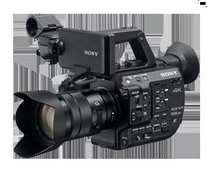 XDCAMメモリーカムコーダー FS5 II