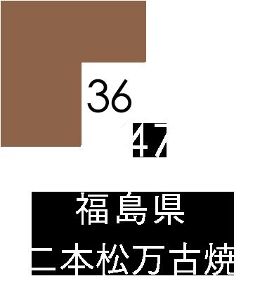 福島県 二本松万古焼