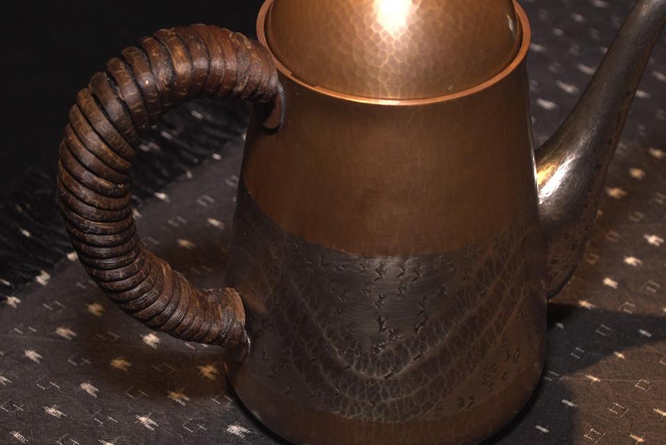 新潟県 燕鎚起銅器