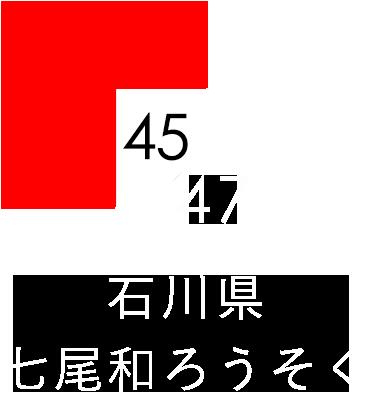 石川県 七尾和ろうそく
