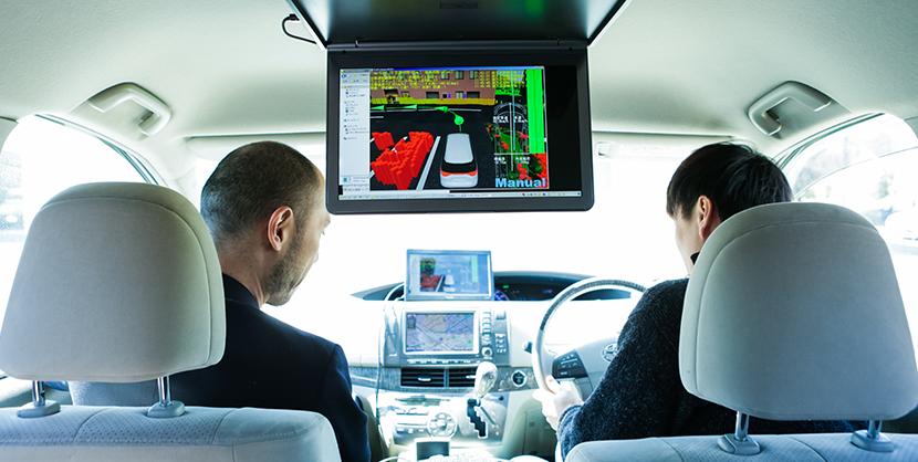 自動運転は人間の危険察知能力を超えられるのか?