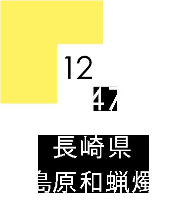 長崎県 島原和蝋燭