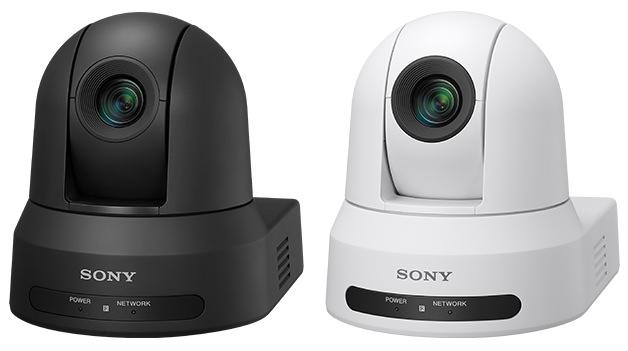 旋回型HDカラービデオカメラSRG-X120B[ブラック]SRG-X120W[ホワイト]希望小売価格円300,000+税