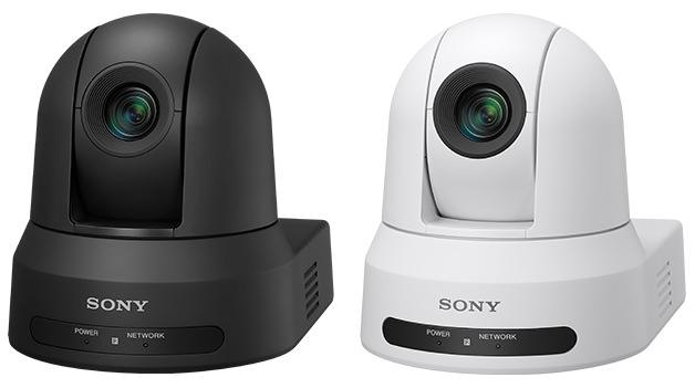 旋回型HDカラービデオカメラSRG-X400B[ブラック]SRG-X400W[ホワイト]希望小売価格円400,000+税