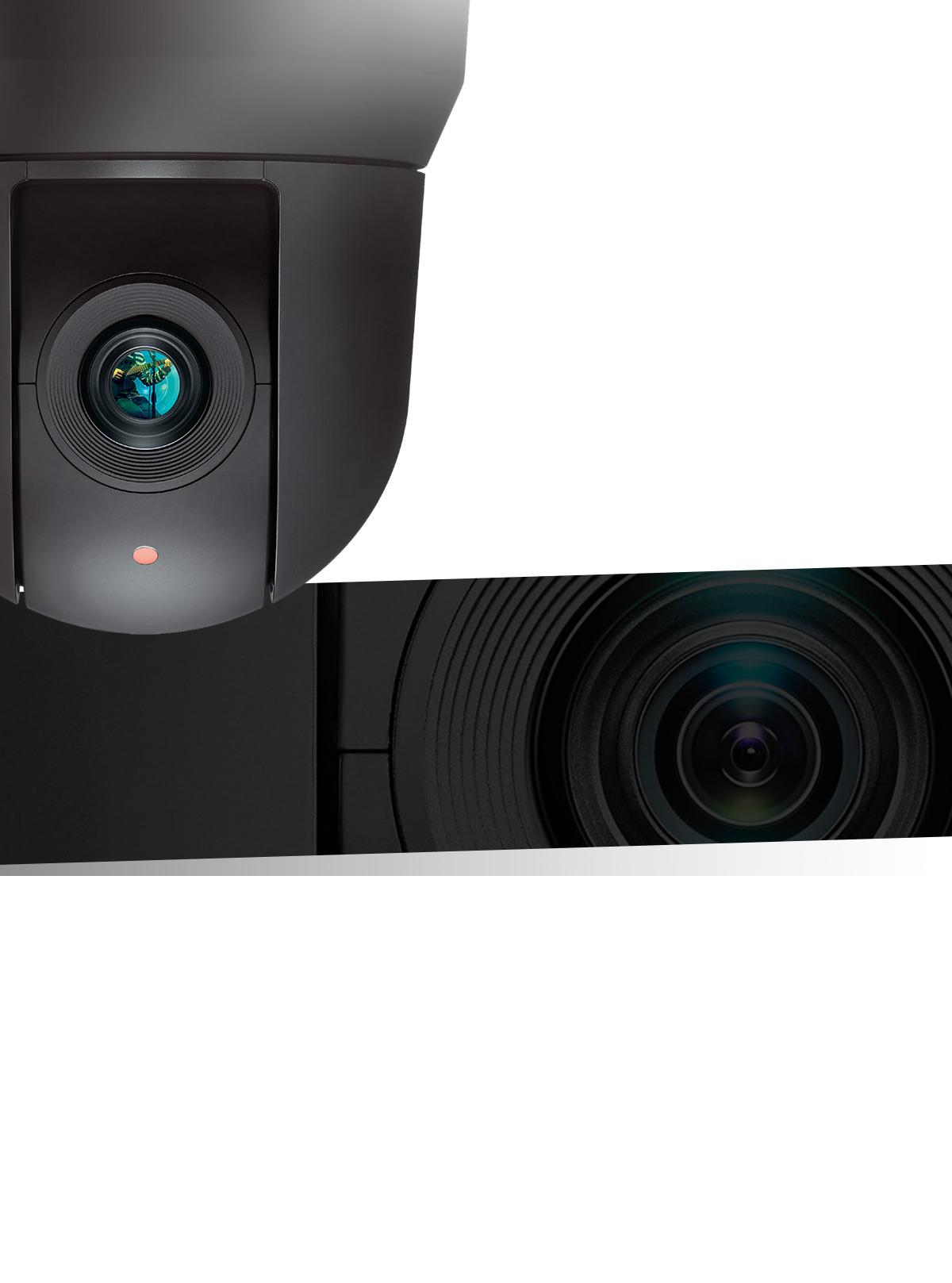 旋回型リモートカメラ「BRC-X400」「SRG-X400」「SRG-X120」