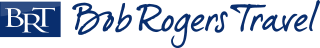 Bob Rogers Travel logo.